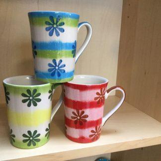 Mugs including rice husk travel mugs